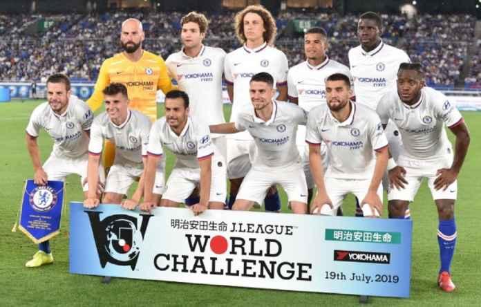Ini Harapan Chelsea Saat Bertemu Barcelona di Rakuten Cup