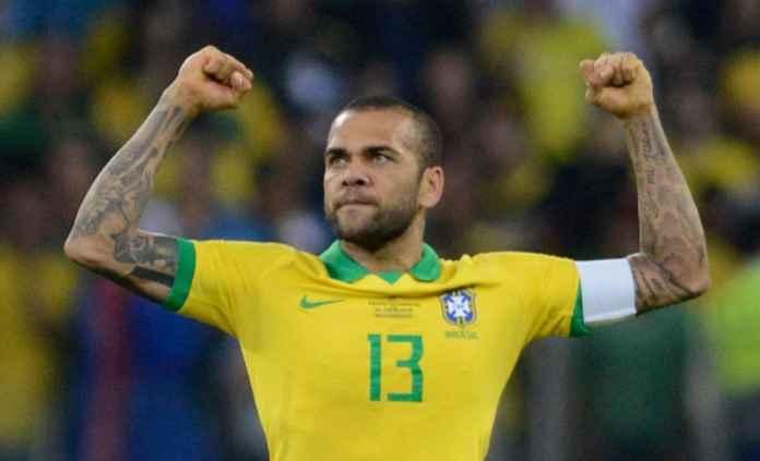Dani Alves Langsung Kontak Presiden Klub Agar Kembali ke Barcelona