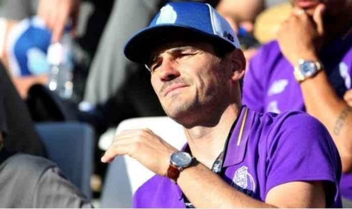 Iker Casillas Jadi Staf Pelatih Porto