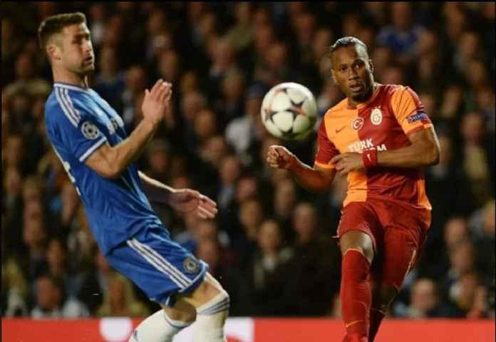 Didier Drogba Dorong Gary Cahill Pindah ke Galatasaray