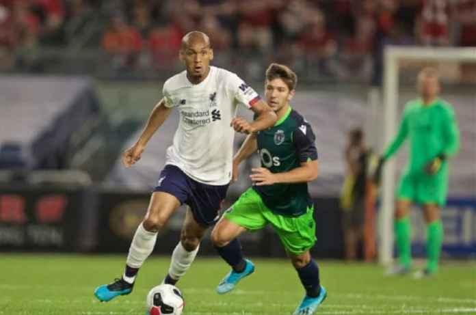 Liverpool Tutup Pramusim di Amerika dengan Semangat Imbang