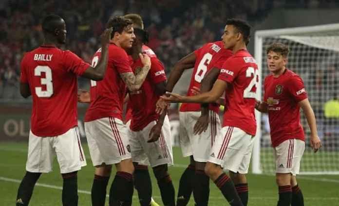 Manchester United Turunkan Pemain Kuat Hadapi Inter Malam Ini