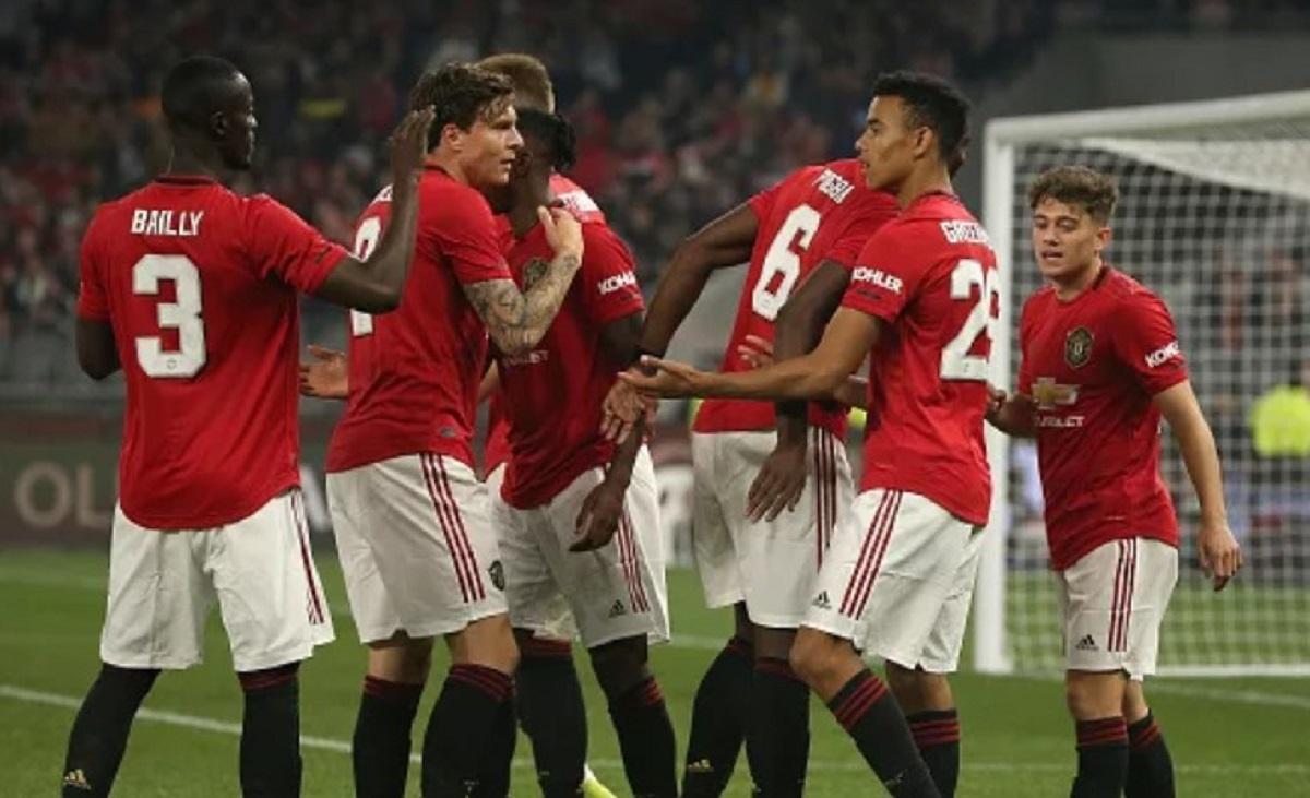 Manchester United Turunkan Pemain Kuat Hadapi Inter Malam