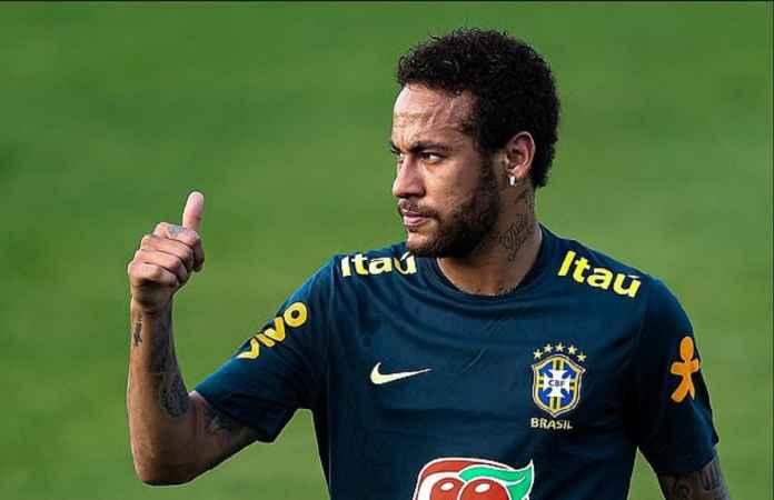 PSG Coret Neymar dari Skuad Pramusim
