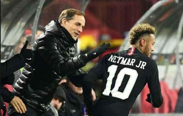 PSG Kembali Coba Yakinkan Neymar untuk Bertahan