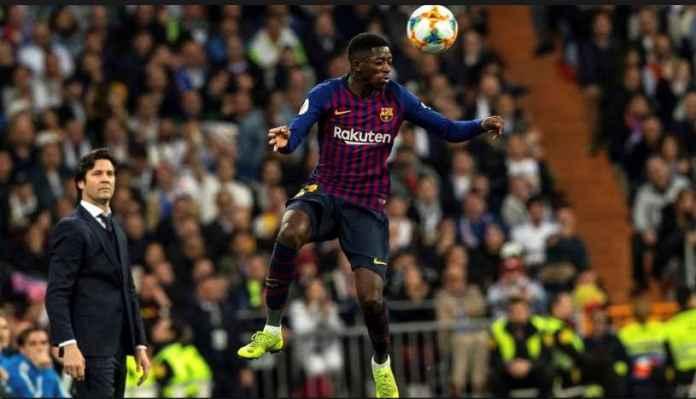 PSG Tawarkan Ousmane Dembele untuk Bergabung