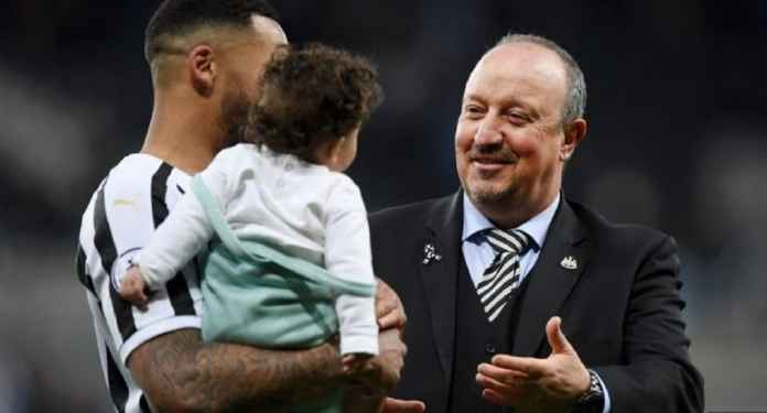 Rafa Benitez Mulai Gembosi Newcastle United
