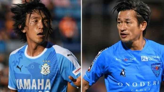 Shunsuke Nakamura Masuk Daftar Line-up Tertua di Dunia