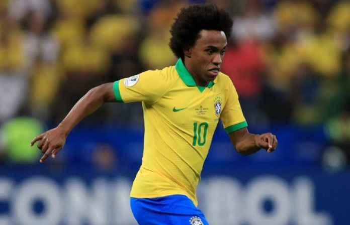 Timnas Brasil Tanpa Willian di Final Copa America