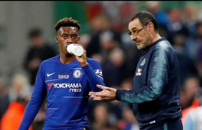 Juventus Ingin Bajak Callum Hudson-Odoi dari Chelsea