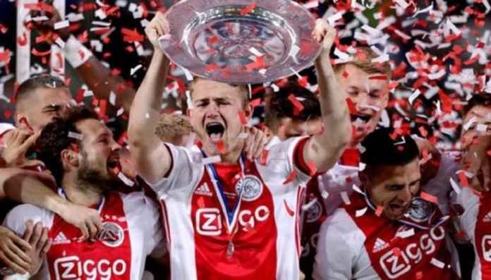 Juventus Rampungkan Transfer Matthijs de Ligt dari Ajax