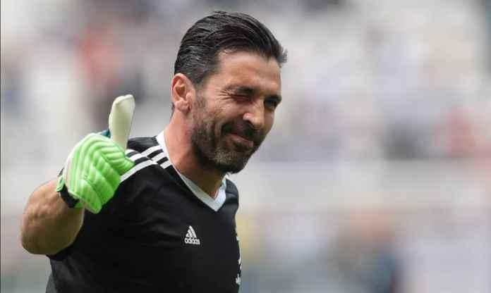 Gianluigi Buffon Tes Medis di Juventus, Kamis (4/7)