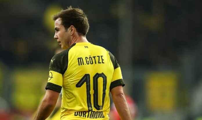 Mario Goetze Bisa Tinggalkan Dortmund dan Pindah ke Luar Negeri