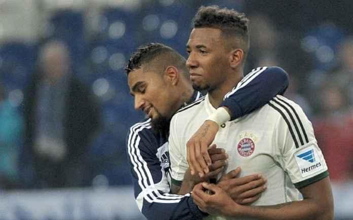 Eintracht Frankfurt Bidik Boateng Bersaudara