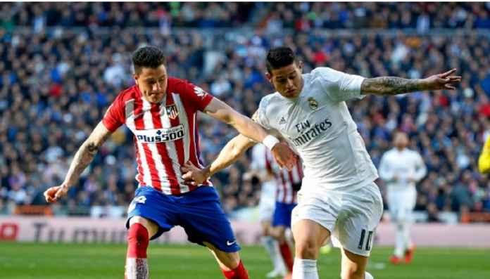 Atletico Madrid Selangkah Lagi Gaet James Rodriguez