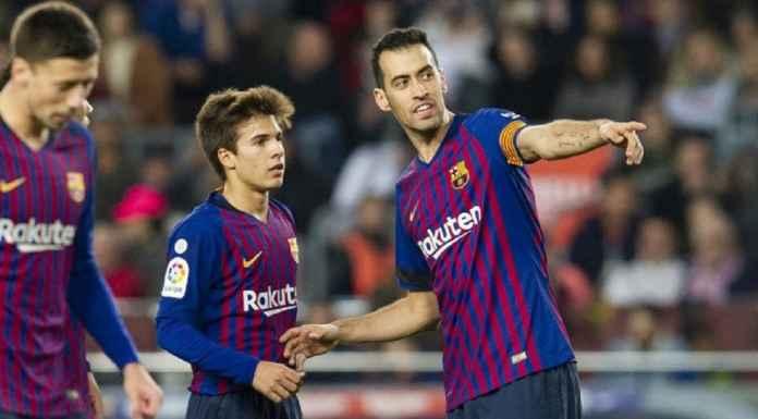 Barcelona Turunkan Gelandangnya ke Tim B