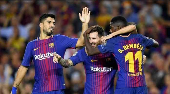 Barcelona Tak Datangkan Pemain Nomor 9 Baru Musim Panas Ini