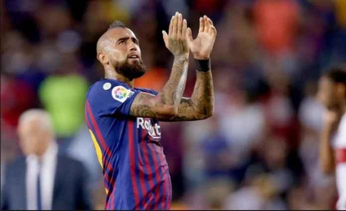 Arturo Vidal Yakin Tak Dibuang Barcelona Jika Neymar Datang