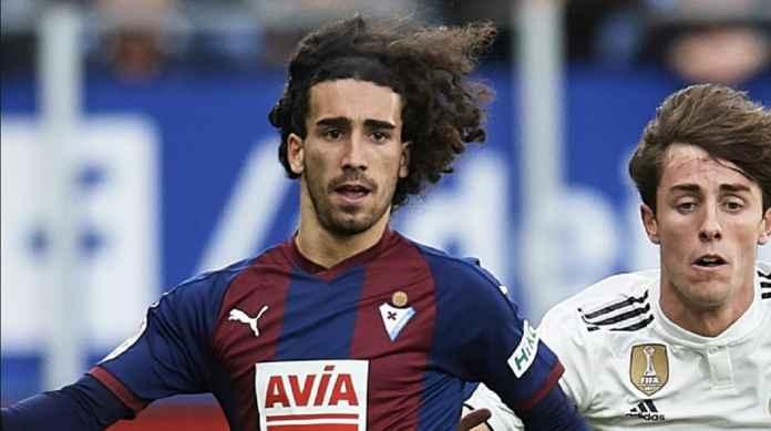 Barcelona Jadikan Marc Cucurella Bulan-bulanan Transfer