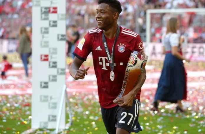 Barcelona Kembali Bidik Bek Bayern Munchen
