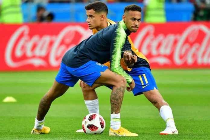 Philippe Coutinho Senang Bantu Barcelona Kembalikan Neymar
