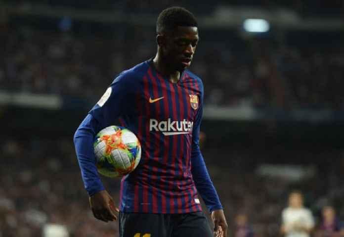 Barcelona Bingung, Ousmane Dembele Enggan Reuni dengan Klopp