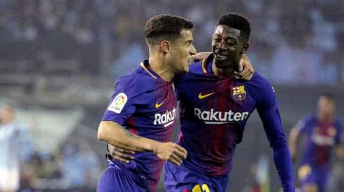 Barcelona Tolak Tawaran Bayern Munchen untuk Dembele