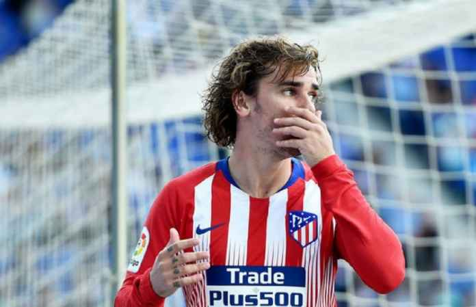 Barcelona Tebus Klausul Pelepasan Antoine Griezmann