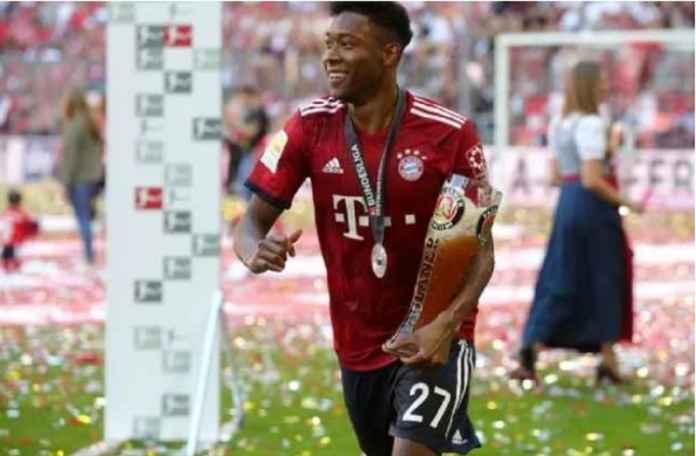 Barcelona Gigit Jari, Bayern Munchen Pertahankan David Alaba