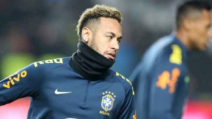 Barcelona Minta Neymar Kembali ke Paris untuk Hindari Masalah