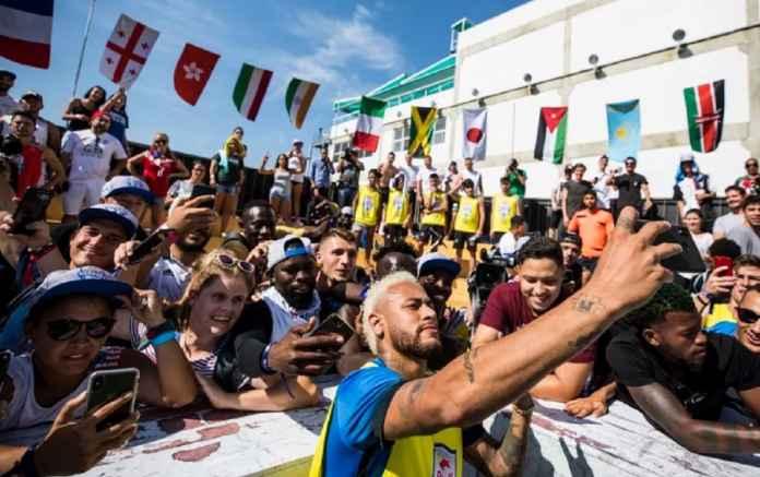 Barcelona Tetapkan Keputusan Soal Neymar