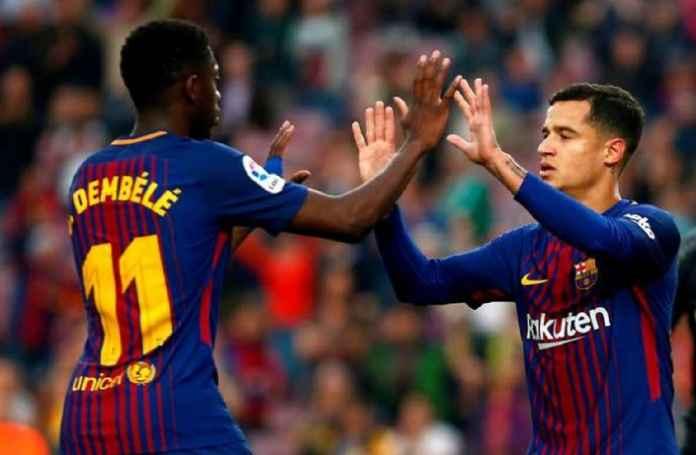 Barcelona Hanya Tawarkan Barter Pemain untuk Dapatkan Neymar