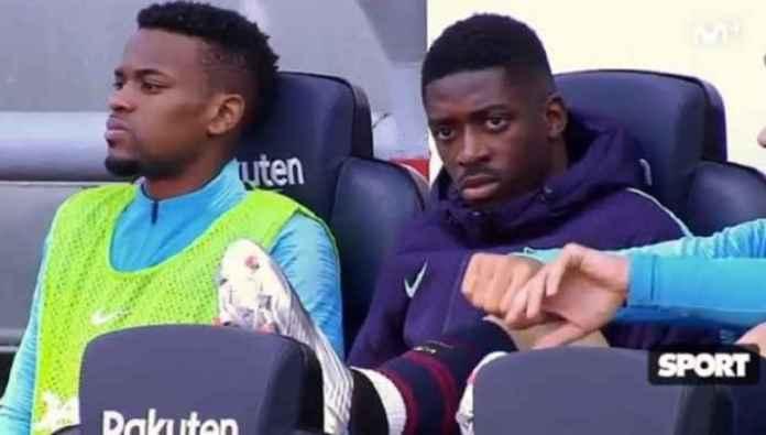 Ousmane Dembele Latihan Lebih Cepat Agar Tak Dijual Barcelona