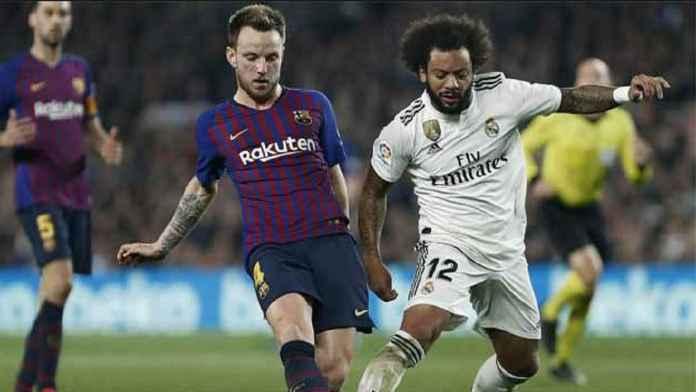 Barcelona Mungkin Segera Lepas Ivan Rakitic ke Inter Milan