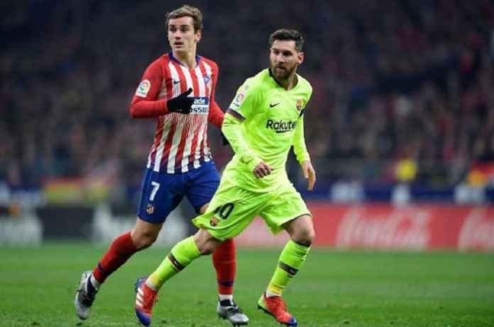 Lionel Messi Jadi Alasan Griezmann Sempat Tolak Barcelona