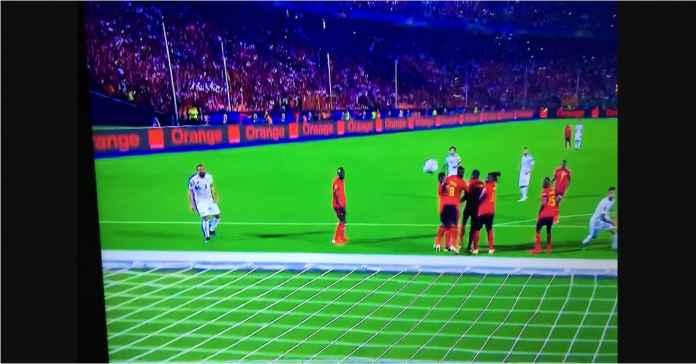 Mo Salah Tiru Tendangan Lionel Messi Lawan Uganda Tadi Malam