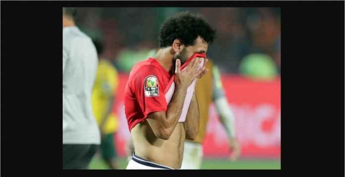 Mohamed Salah Menangis Mesir Tersingkir Oleh Afrika Selatan