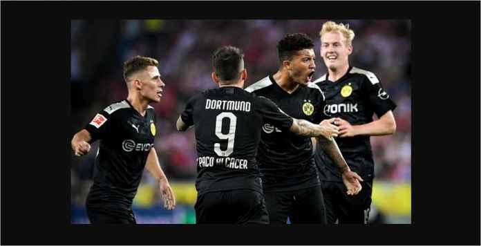 Dortmund Menang 3-1 Dibantu Pemain Real Madrid dan Barcelona
