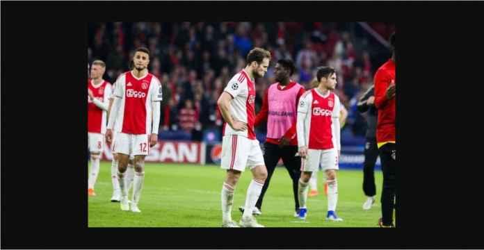 Ajax Semifinalis Liga Champions Kenapa Seburuk Ini Nasibnya?