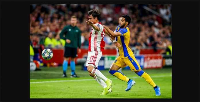 Hasil Ajax vs APOEL 2-0, Lolos ke Fase Grup Liga Champions