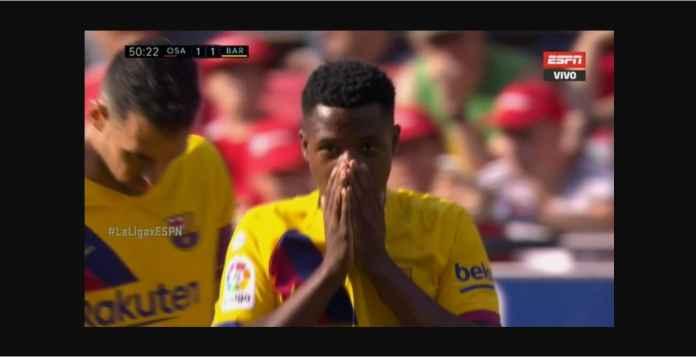 Hasil Osasuna vs Barcelona 2-2 Ditolong Pemain Junior 16 Tahun Ini!