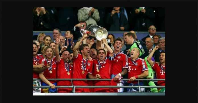 Bayern Munchen Ditakdirkan Lolos Dari Grup Liga Champions