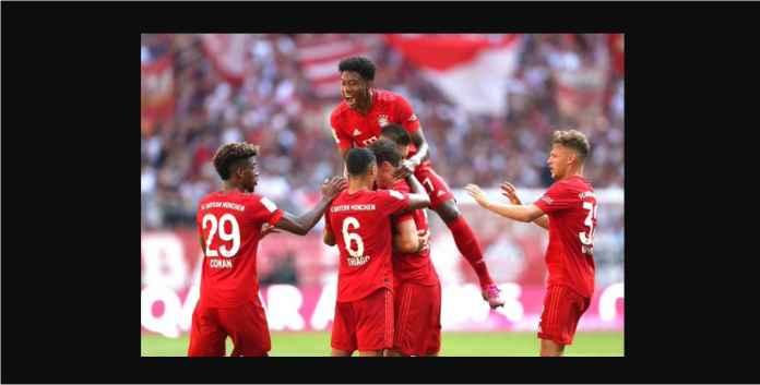 Bayern Munchen Diselamatkan Pencetak Gol Terindah Piala Dunia 2018