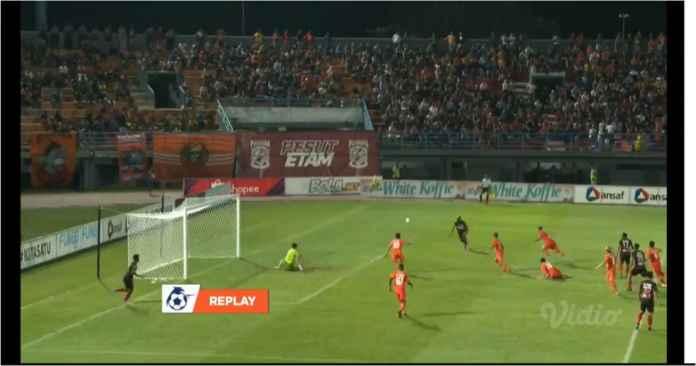 Hasil Borneo FC vs Persipura Jayapura 1-1, Dua Menit Dua Gol!