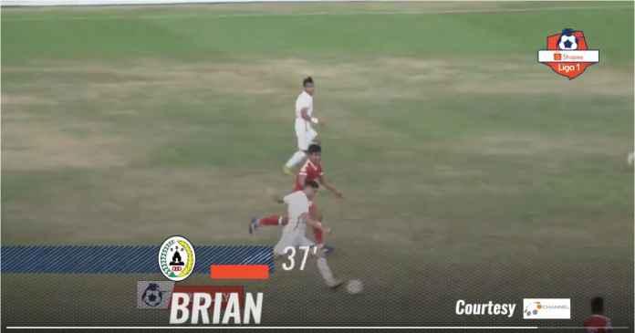 Hasil Badak Lampung vs PSS Sleman 0-2 Hasil Gol Pemain Irak