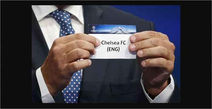 Chelsea Beruntung Pada Drawing Grup Liga Champions Musim Ini