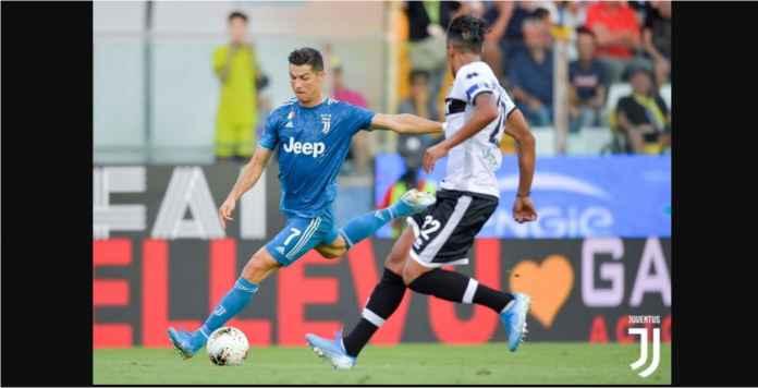 Hasil Parma vs Juventus 0-1 Tiga Peluang Ronaldo Gagal Jadi Gol