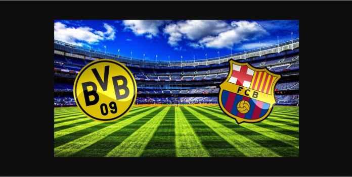 Barcelona, Lihat Nih Rahasia Kekuatan dan Kelemahan Dortmund