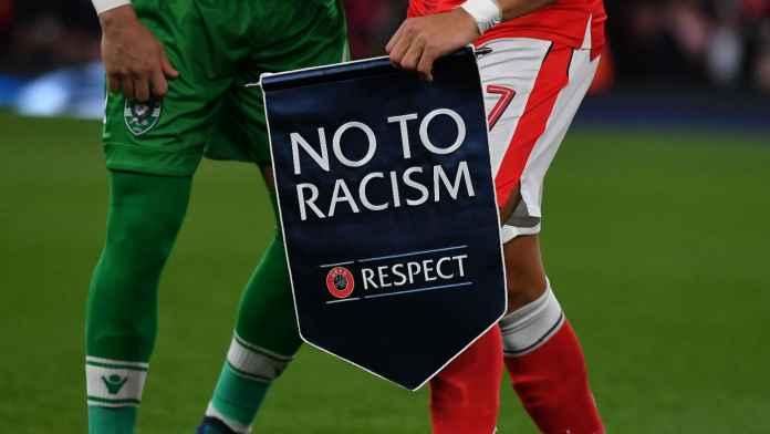 FA tindak tegas rasis di sepakbola