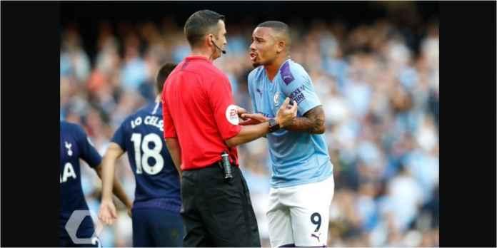 Lihat Saat Gol Gabriel Jesus Dianulir, Batal Deh Manchester City Menang